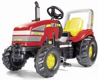 Rolly-Toys - X-Trac RTX traptractor  ca 110 - 140 cm