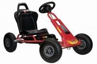 Air Runner AR1 - Red - met Soundbox Geluidsstuur  ca. 95 - 135 cm