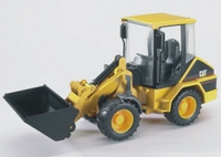 CAT compacte knik-shovel  1:16