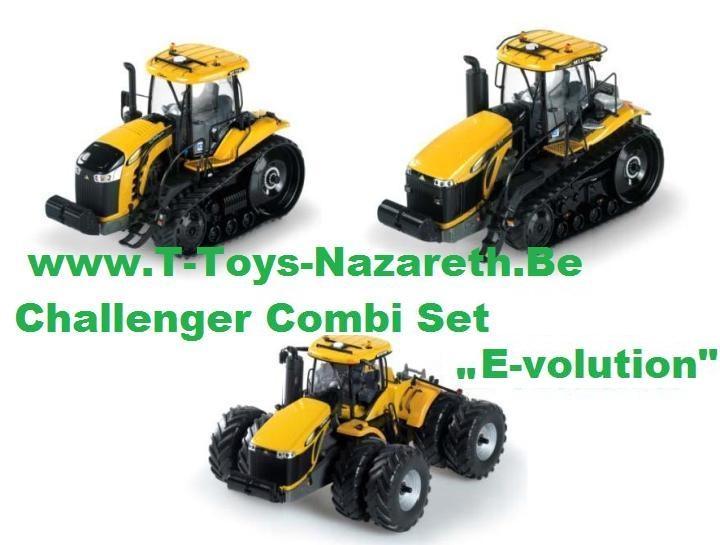 "Challenger Combi set : ""Challenger E-volution"" - Limited Ed."