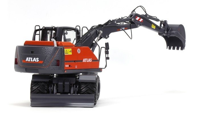 AT-2020 - Atlas 160W Pelle sur Pneus Large Nokian