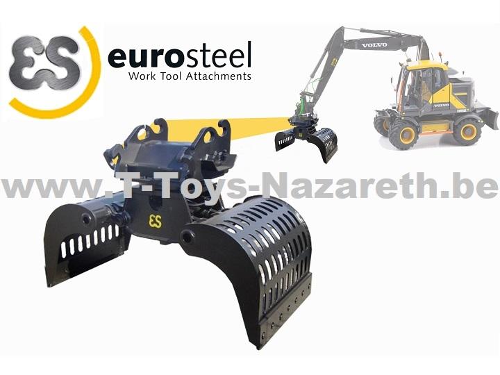 AT-Collection 2019 - Eurosteel SSG-600-ZD Xtra Grijpbak
