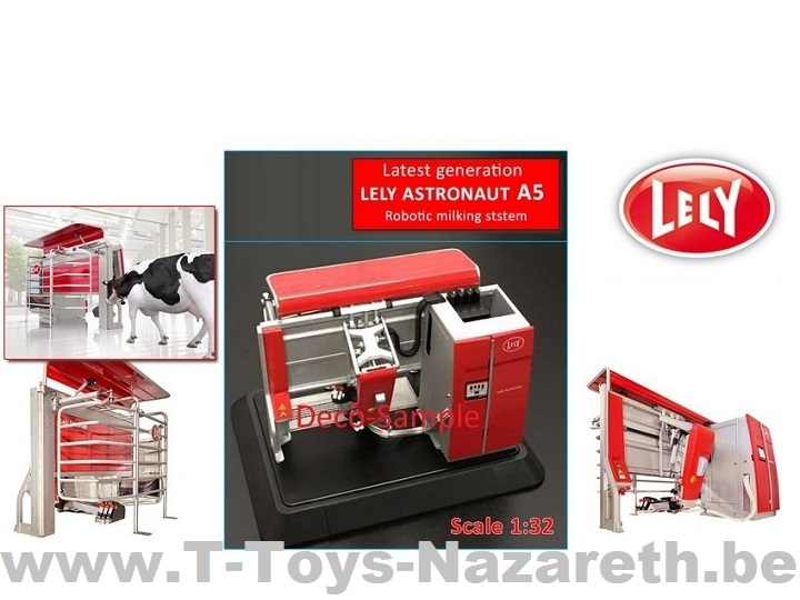 AT-Collections 2019 - Lely Astronaut A5 - Milking Robot