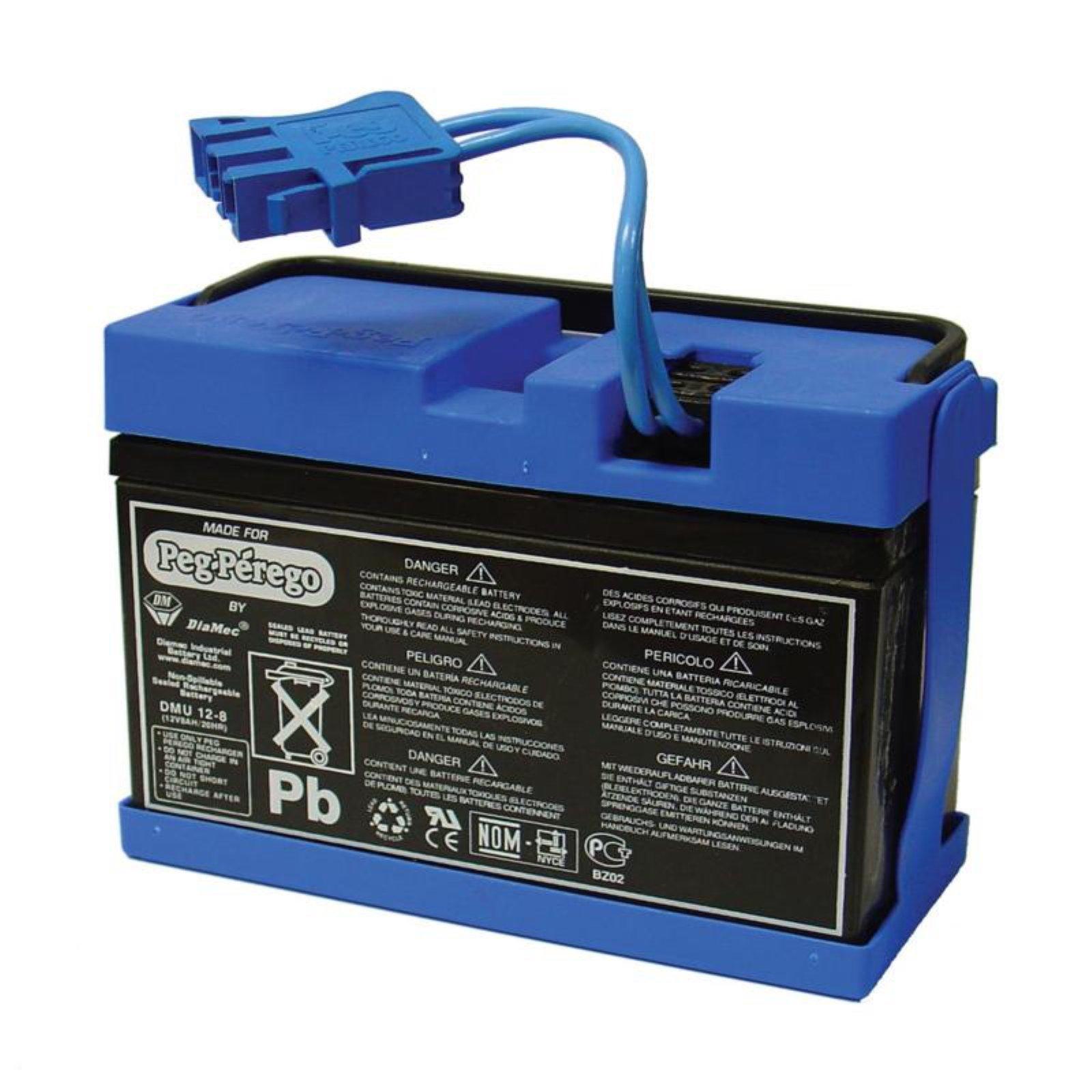 Batterij 12V - 8Ah - Tamperproof