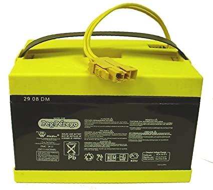 Batterie 24V - 12Ah - Tamperproof