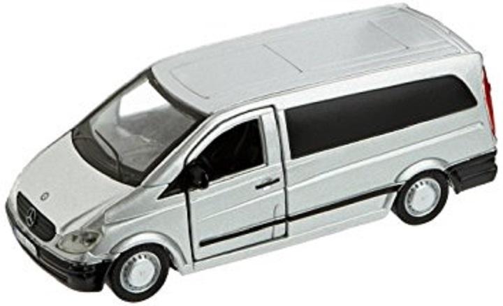 Bburago - Mercedes-Benz Vito - Utillitaire - d'argentee