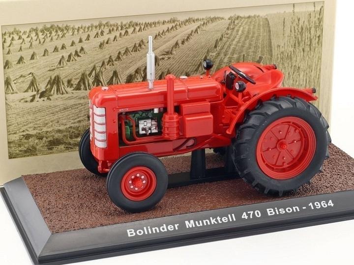 Bolinder Munktell 470 Bison - 1964