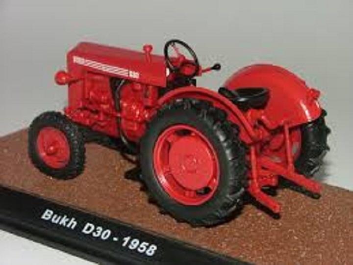 Bukh D30 - 1958