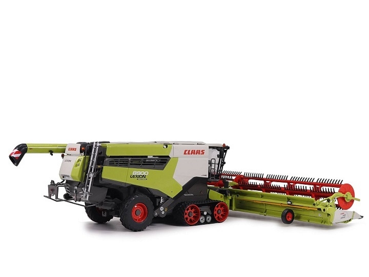 Claas Lexion 8900 - Terratracks + 1380 Convio - MM Ed.