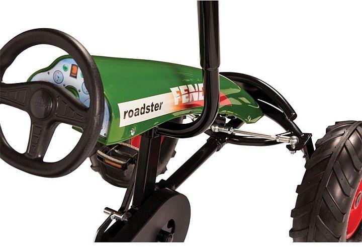 DINO - Fendt Roadstar BF3 - 3 Versnelling Gocart vanaf 5 jr
