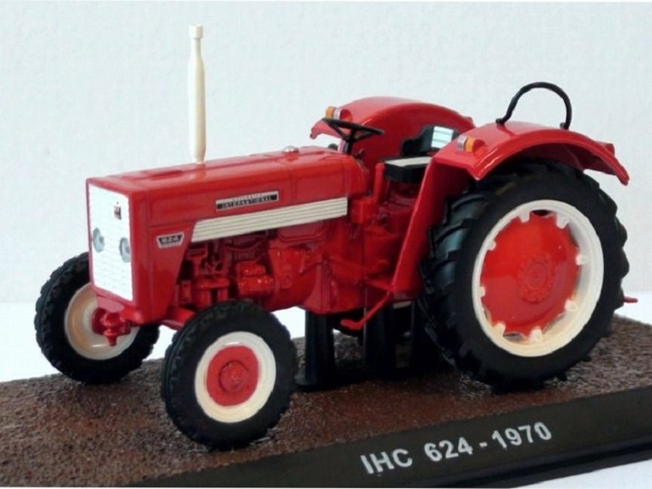 International - IHC 624 - 1970