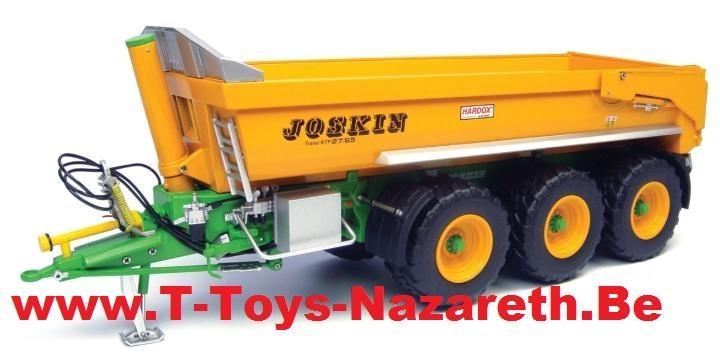 JOSKIN Trans-KTP 27/65TRM - halfpipe