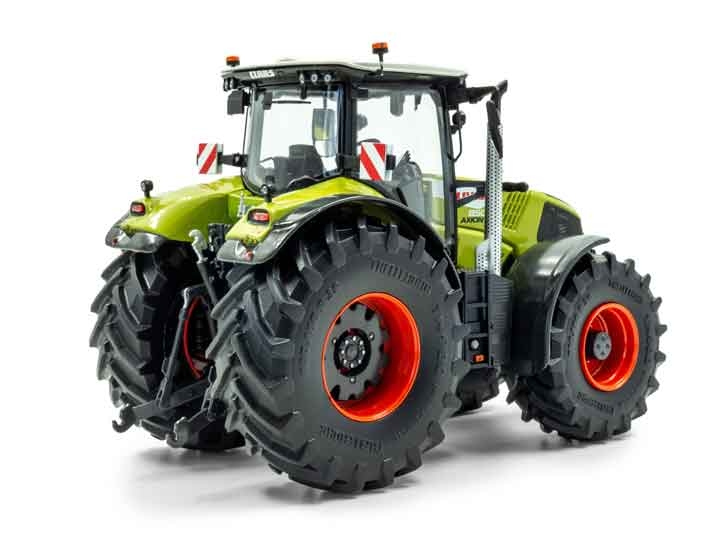 ROS - Claas Axion 850 - Stage V