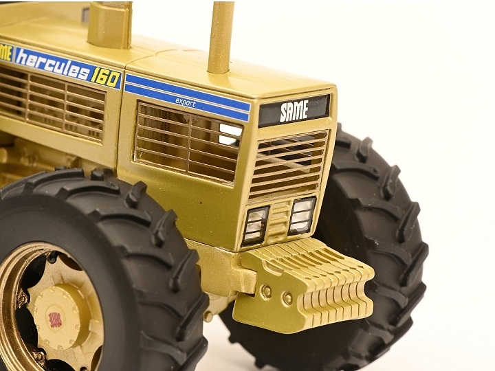 Schuco 2020 - Same Hercules 160 Gold - Limited Edition 400#