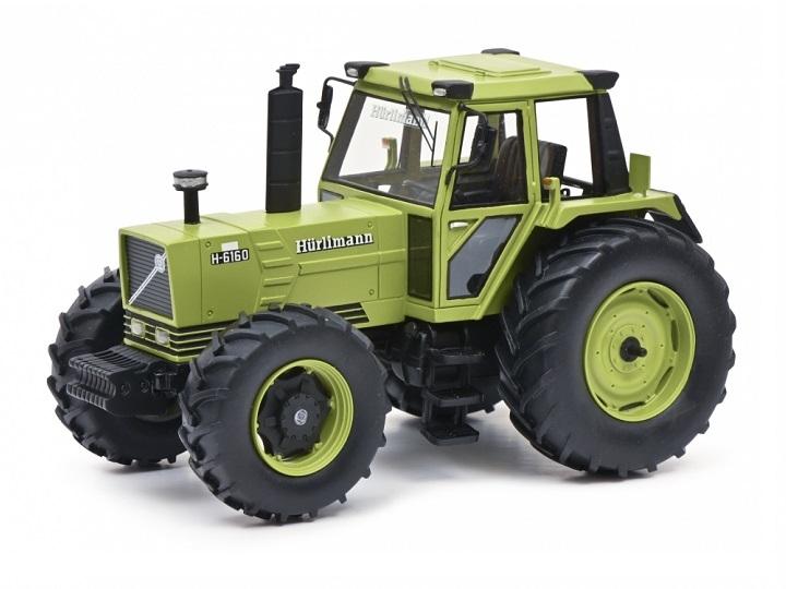 Schuco 2021 - Hürlimann H-6160 - Limited Edition 500#