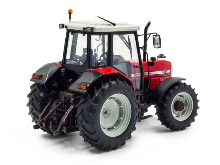 Toys-Farm 2021 - Massey Ferguson 6160 Dynashift - Lim. Ed.