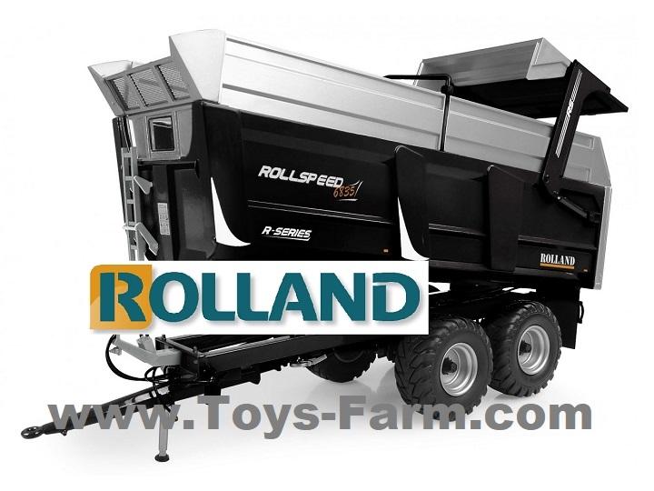 Universal Hobbies - Rolland Rollspeed 6835 - Black Edition