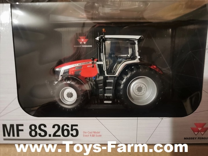 Universal Hobbies 2020 - Massey Ferguson 8S.265