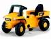 RollyCAT Truck met Verstelbare zetel - 3-7 jaar  ca 104 - 134 cm
