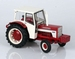 International - IH 724 with Cabin and frontmass  1:32