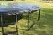 EXIT couverture trampoline OVALE - 244 x 380 cm