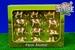Assortiment van 12 Roodbonte koeien