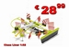 USK - Claas Liner 450 - Giro Andaineur  1:32