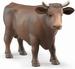 Taureau brun / marron (1 exempalire)  1:16