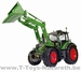 UH -  Fendt 516 with Frontloader (2016) - New Fendt colors  1:32