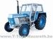 UH 2017 - Zetor 8011 - 2WD - Blauw - 4 Cylinder  1 32