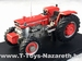 Artisanal - Massey Ferguson 178 - 4RA / Allrad - Rote Felgen  1 32