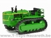 Schuco 9076 - Deutz 60PS - Tractor on Tracks -  Résin  1 32