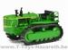 Schuco 9076 - Deutz 60PS - Tracteur au Chenilles -  Résine  1 32