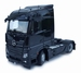 MarGe Models - Mercedes-Benz Actros Streamspace 4x2 - Black  1 32
