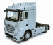 MarGe Models - Mercedes-Benz Actros Streamspace 4x2 - Silber  1 32