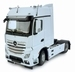 MarGe Models - Mercedes-Benz Actros Bigspace 4x2 - Weiss  1 32