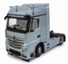 MarGe Models - Mercedes-Benz Actros Bigspace 4x2 - Silver  1 32