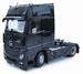 MarGe Models - Mercedes-Benz Actros Gigaspace 4x2 - Black  1 32