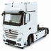 MarGe Models - Mercedes-Benz Actros Gigaspace 4x2 - Weiss  1 32