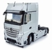 MarGe Models - Mercedes-Benz Actros Gigaspace 4x2 - Silber  1 32