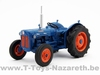 Legend Farmmodels - Fordson Dexta - Bleu-Orange - (1958)  1 32