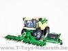 ROS - Krone BiG X 1180 + XCollect 900-3 + EasyFlow 300 S
