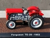 Ferguson TE20 - Red/Grey  1 32