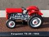 Ferguson TE20 - Rood/Grijs