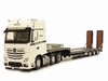 MB Actros Gigaspace 6x2 + Nooteboom - Limited Fendt Edition