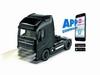 SIKU App-Control - VOLVO FH16 - Schwarz - Bluetooth   1 32
