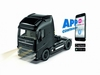 SIKU App-Control - VOLVO FH16 - Zwart - Bluetooth bestuurd  1 32