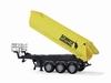 SIKU App-Control - Schmitz Cargobull Benne 3 essieux - Jaune  1 32