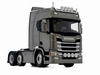 MarGe-Models - Scania R500 6x2 - Fonce Gris  1 32