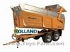 Universal Hobbies - Rolland Rollspeed 6835 - Orange Edition